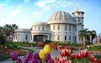 鬱金香花園城堡